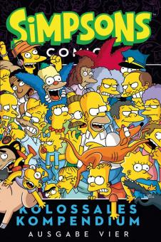Simpsons - Kolossales Kompendium Band 4