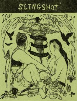Slingshot Organizer - Taschenkalender 2021