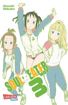 Soul Eater Not Band 3