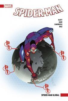 Spider-Man (2016) Paperback 1: Spider-Man Global (Hardcover)