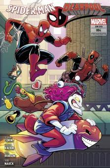 Spider-Man/Deadpool 4: Jagd auf Slapstick