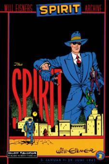 Spirit Archive 2: Januar bis Juni 1941