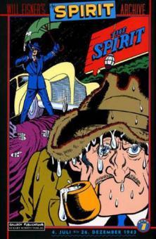 Spirit Archive 7: Juli bis Dezember 1943 (Vorzugsausgabe)