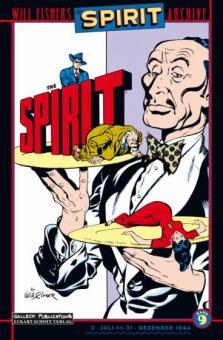 Spirit Archive 9: Juli bis Dezember 1944