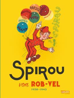 Spirou und Fantasio (Gesamtausgabe) Classic 1: 1938-1943