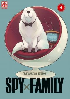 Spy x Family Band 4
