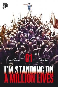 I'm Standing on a Million Lives Band 1