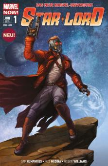 Star-Lord Band 1