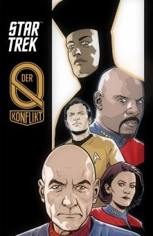 Star Trek 17: Der Q-Konflikt
