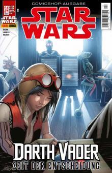 Star Wars 24 (Comicshop-Ausgabe)