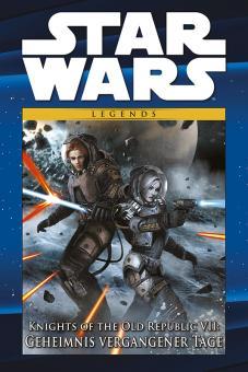 Star Wars Comic-Kollektion 109: Knights of the Old Republic VII: Geheimnis vergangener Tage