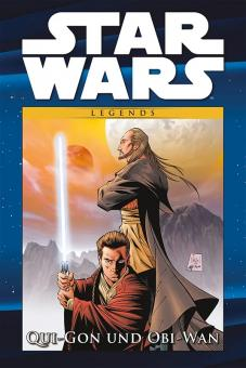 Star Wars Comic-Kollektion 113: Qui-Gon und Obi-Wan