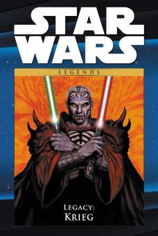 Star Wars Comic-Kollektion 75: Legacy: Krieg