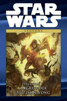Star Wars Comic-Kollektion 84: Invasion I: Angriff der Yuuzhan Vong