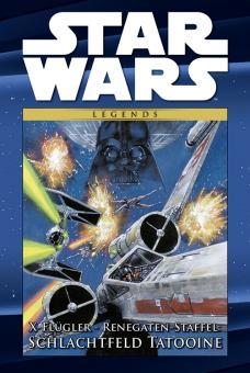 Star Wars Comic-Kollektion 86: X-Flügler – Renegaten-Staffel: Schlachtfeld Tatooine