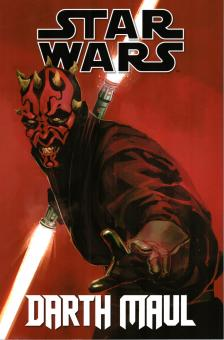 Star Wars (Paperback) Darth Maul