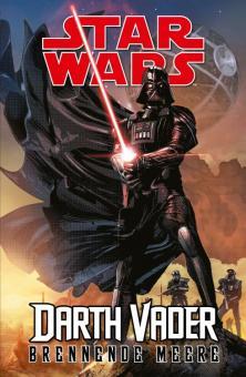 Star Wars (Paperback) Darth Vader - Brennende Meere
