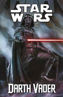 Star Wars (Paperback) Darth Vader