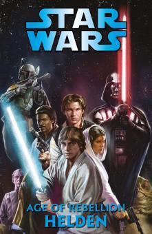 Star Wars (Paperback) Age of Rebellion - Helden
