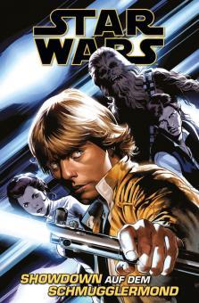 Star Wars (Paperback) Showdown auf dem Schmugglermond