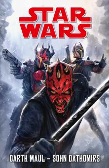 Star Wars (Paperback) Darth Maul - Sohn Dathomirs