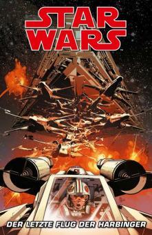 Star Wars (Paperback) Der letzte Flug der Harbinger