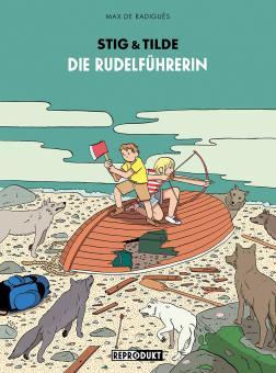 Stig & Tilde 2: Die Rudelführerin