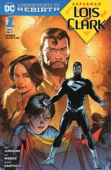 Superman: Lois & Clark Band 1