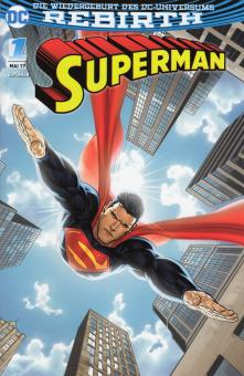 Superman (Rebirth) 1 (Variant-Cover)