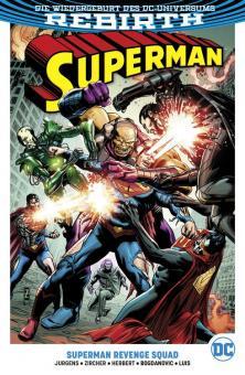 Superman (Rebirth) Paperback 4: Superman Revenge Squad