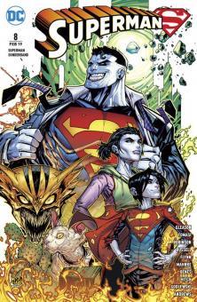 Superman Sonderband (Rebirth) 8: Bizarro-Welten