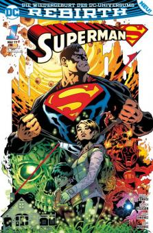 Superman Sonderband (Rebirth) 1: Der Sohn von Superman