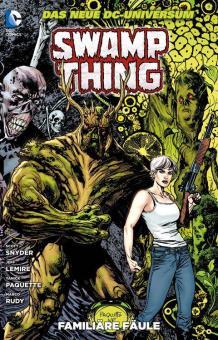 Swamp Thing 2: Familiäre Fäule