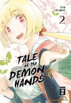 Tale of the Demon Hands Band 2