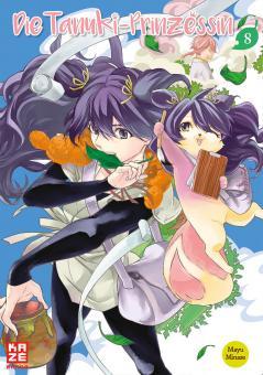 Tanuki-Prinzessin Band 8