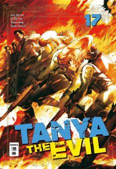 Tanya the Evil Band 17