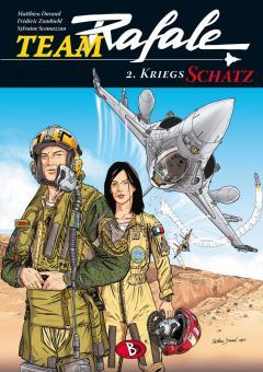 Team Rafale 2: Kriegsschatz