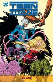 Teen Titans Megaband 1: Die Elite