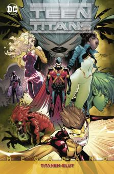 Teen Titans Megaband 2: Titanen-Blut