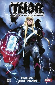 Thor - König von Asgard 1: Herr der Zerstörung