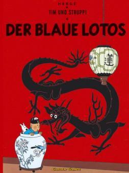 Tim und Struppi 4: Der Blaue Lotus