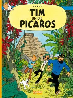 Tim und Struppi Dialektausgabe - 1: Tim un die Picaros