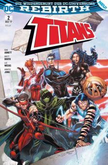 Titans (Rebirth) 2: Made in Manhattan
