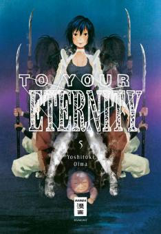 To Your Eternity Band 5