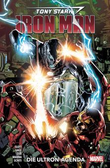 Tony Stark: Iron Man (2019) 4: Die Ultron Agenda