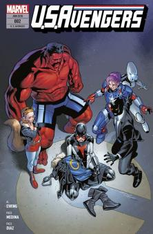 U.S.Avengers 2: Trauer und Triumph