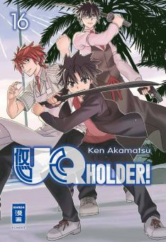UQ Holder! Band 16