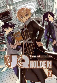 UQ Holder! Band 20