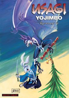 Usagi Yojimbo (Werkausgabe) 15: Kusanagi II