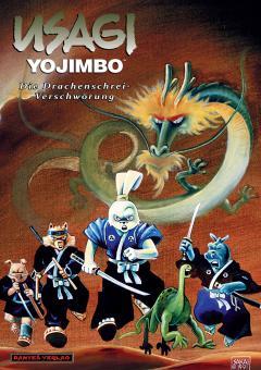 Usagi Yojimbo (Werkausgabe) 4: Die Drachenschrei-Verschwörung